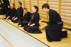 Letnia Szkoła Iaido 2014